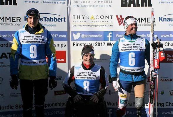 Тернополянин здобув другу поспіль медаль чемпіонату світу з біатлону