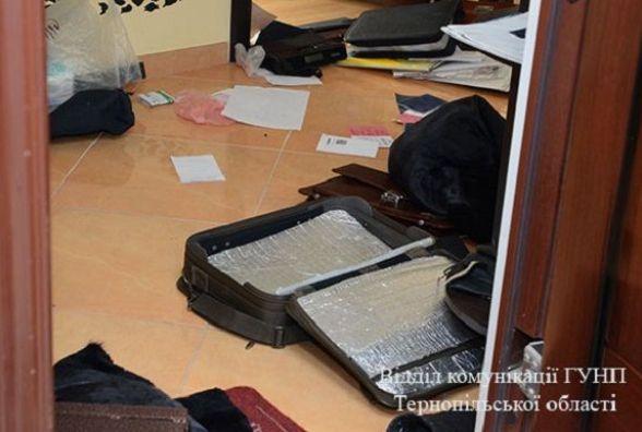 Квартирного крадія впіймали через камеру відеоспостереження