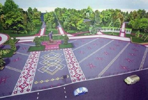 Планують реконструкцію парку Шевченка. Як він виглядатиме