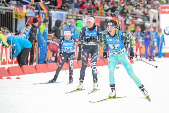 Анастасія Меркушина та Олена Підгрушна побіжать естафету у Австрії