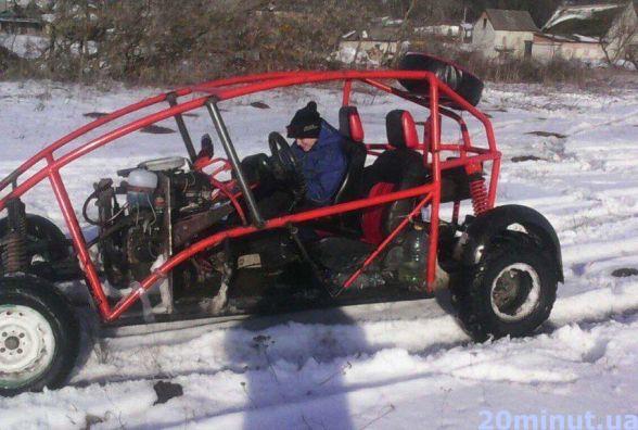Buggy як транспортний засіб і витвір мистецтва