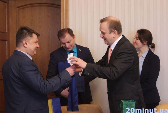 Тернопільщина готова брати участь в естонських експериментах