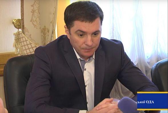 Учасник Революції Гідності став радником голови Степана Барни