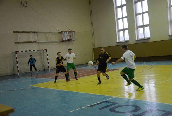 На вихідних відбудуться матчі Кубка Тернопільської футзальної ліги