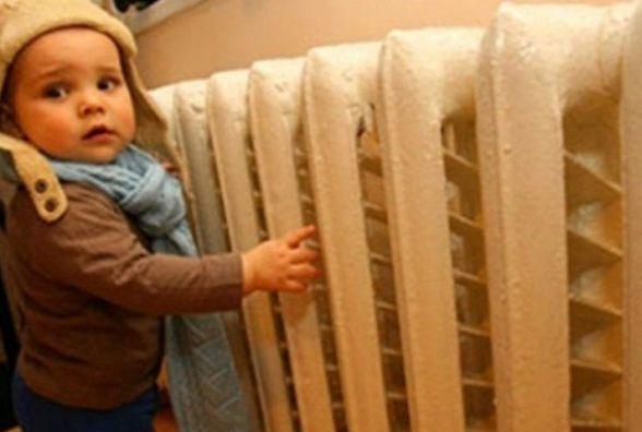 Чому мерзнуть діти в яслах в Березовиці