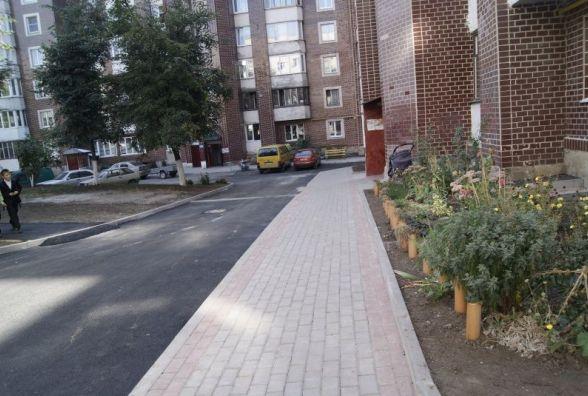 У березні почнуть ремонтувати тротуари