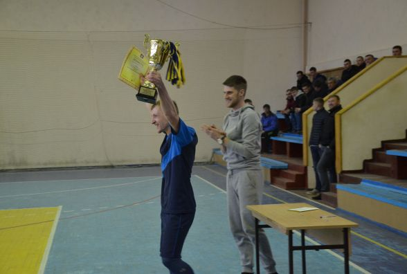 """Озерна"" стала переможцем Другої футзальної ліги"