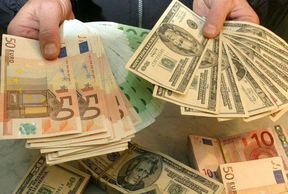 Євро став дешевшим - курс валют