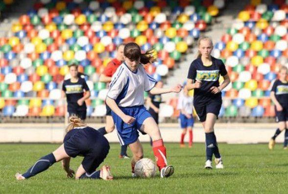 Тернопіль прийматиме чемпіонат України з футболу серед дівчат