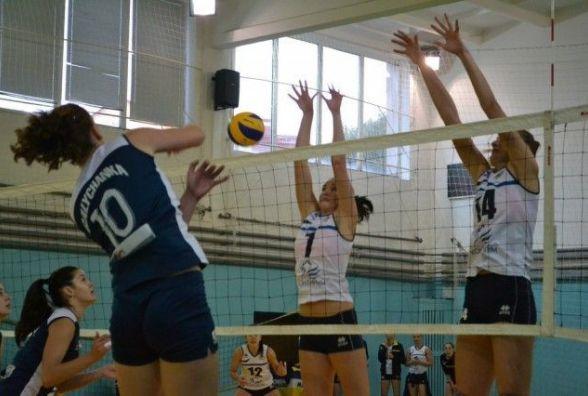 """""""Галичанка"""" з поразки стартувала у фіналі чотирьох волейбольної Суперліги"""