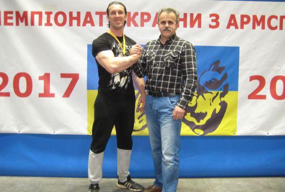 Тернопільські армреслери привезли медалі з Харкова
