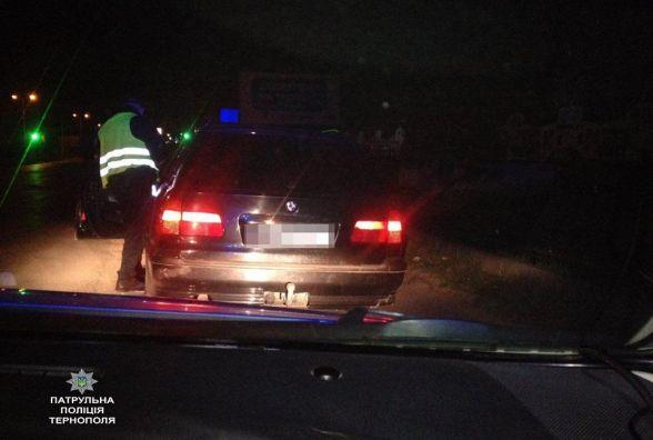 """На """"Дружбі"""" зупинили водія у стані наркотичного сп'яніння"""