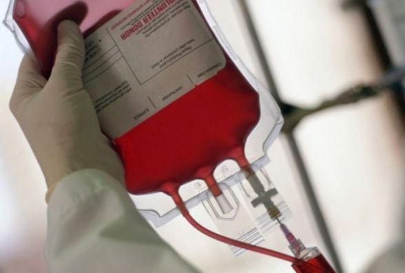 Потрібен донор (2+) для чоловіка, в якого рак крові