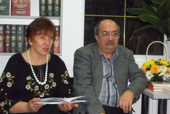 Буде творча зустріч із подружжям волинських письменників