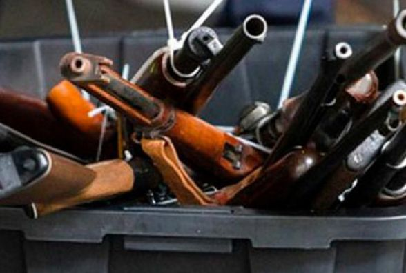 Добровільно здати зброю можна до 30 квітня. Мешканці Тернопільщини уже принесли 127 одиниць