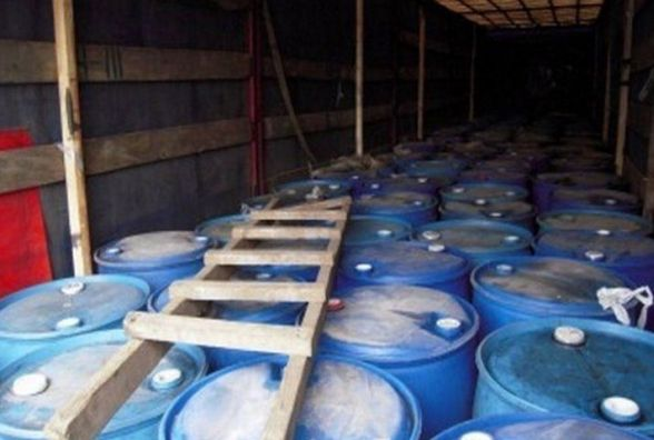 На Тернопільщині вилучили 14300 літрів незаконного спирту