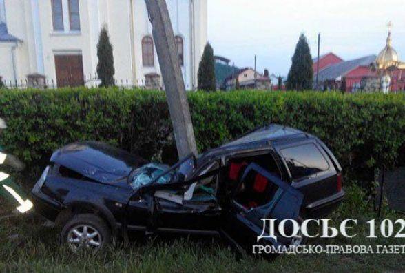 На Кременеччині у ДТП загинули два молодих хлопця