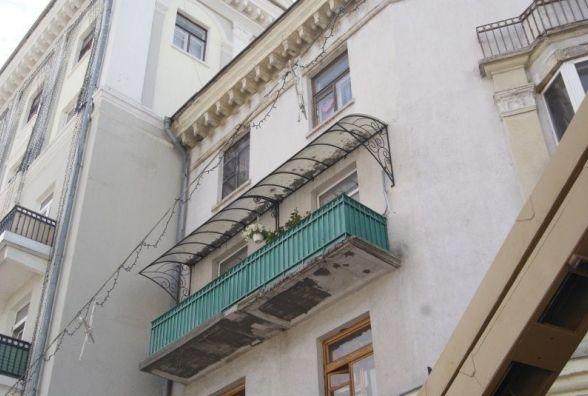 Відремонтують фасади і балкони будинків у центрі Тернополя (перелік)