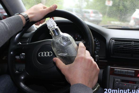 """П'яних водіїв разом з їхніми авто додому може довезти """"драйвер"""" (ОНОВЛЕНО)"""