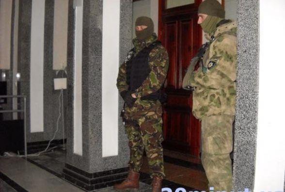 Міська рада Тернополя «під ковпаком»
