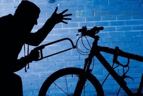 Тернополянин за декілька годин викрав три велосипеди