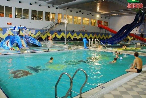 """В """"Алігаторі"""" в басейні ледь не втопився 5-річний хлопчик"""