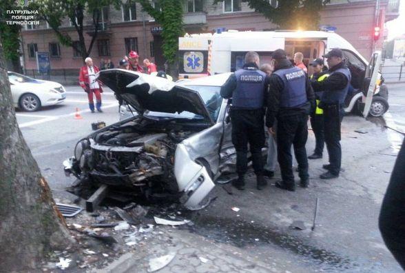 На Руській аварія: п'ятеро потерпілих (ОНОВЛЕНО)