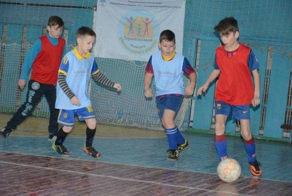 Команда школи №29 стала шостою у фіналі Шкільної футзальної ліги