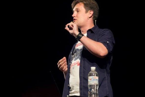 Макс Кідрук представив у Тернополі новий роман про жахи