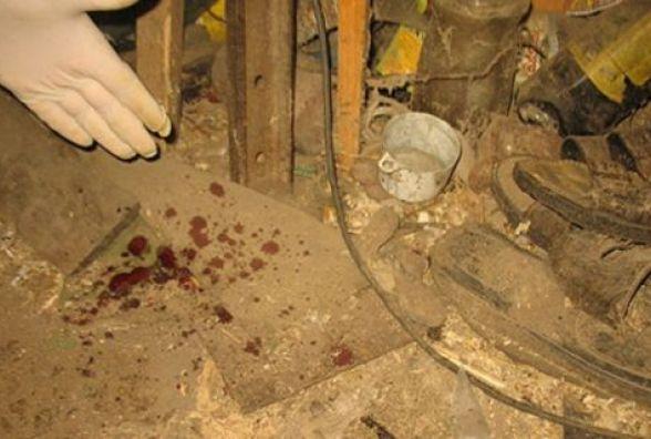 Кинувся на пасинка з ножем, а убив 47-річну дружину