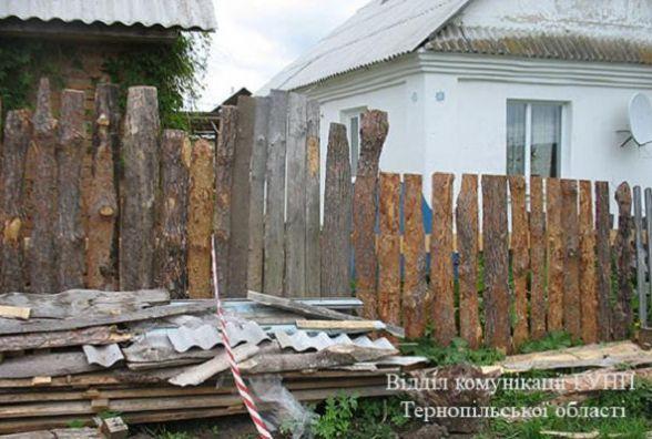 На Тернопільщині п'яний сусід ледь не застрелив жінку