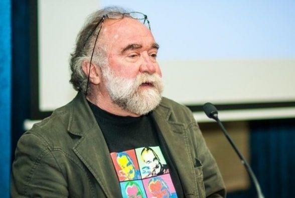 Журналіст Олег Панфілов презентує книгу про «ватника»