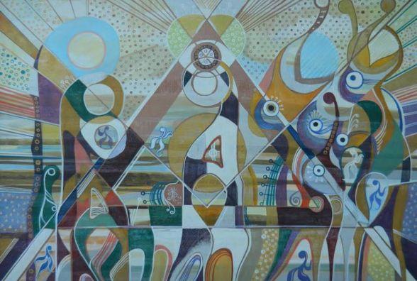 """У """"Бункермузі"""" -  виставка """"Епоха майстрів – час вкаже майстра"""""""