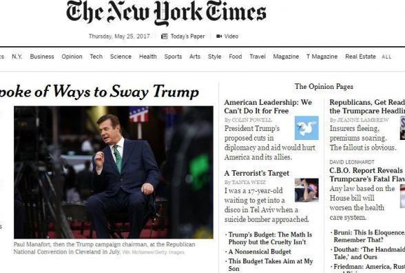 Блокування ВКонтакті та Однокласників очима New York Times та BBC