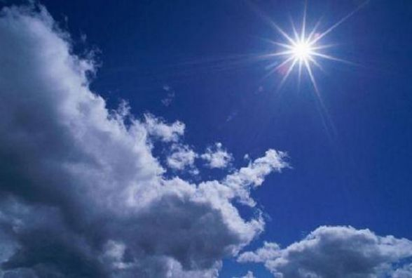 Погода у Тернополі: 26 травня, без опадів, +23°