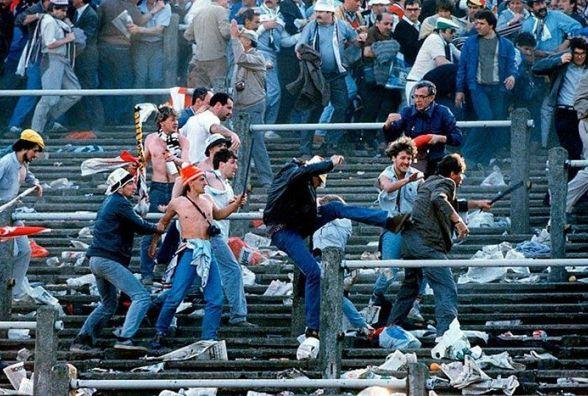 Цей день в історії, 29 травня: Ейзельська трагедія