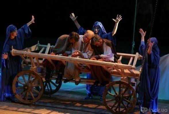 У Тернополі черкаські актори збирають кошти на відновлення свого театру