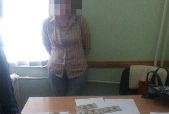 На Тернопільщині СБУ затримала на хабарі 8000 грн доцента інституту (ФОТО)