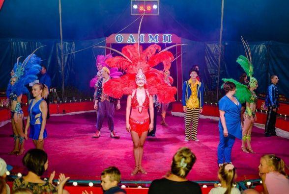 Усі розваги у Тернополі на вихідні: Bunkermuz comedy stand up-3 і вистави київського цирку «Олімп»