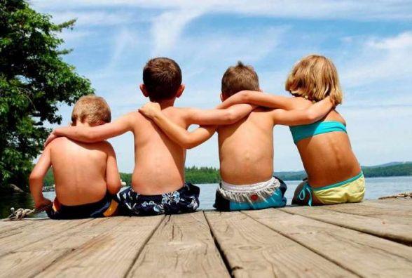 Сьогодні, 9 червня - Міжнародний день друзів