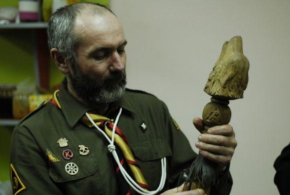 Володимир Федорчук загинув, рятуючи свого учня-пластуна