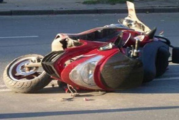 На Тернопільщині 16-річний водій потрапив у ДТП: постраждала 14-річна дівчина