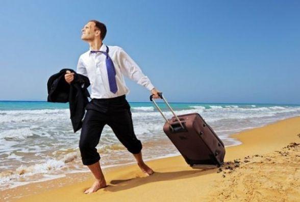 Відпочивати  під час відпусток треба по-справжньому, каже психотерапевт