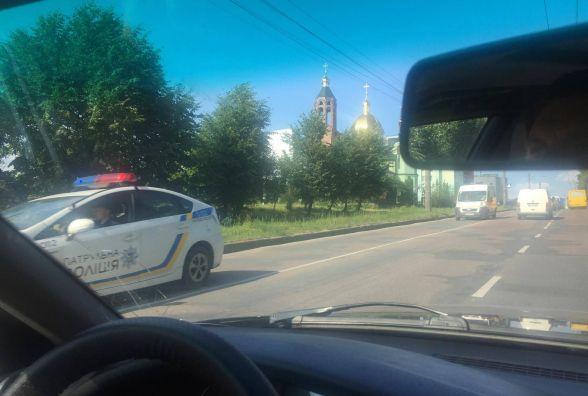 Тернополянину стало погано на пішохідному переході на Тарнавського