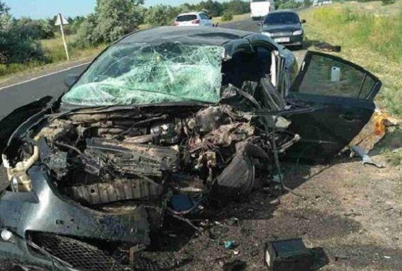 На Херсонщині в ДТП потрапив очільник «Оріону» Ярослав Карпик. Водій іншого авто загинув