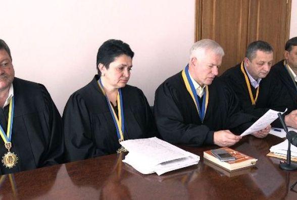 Суд знову розглядатиме справу скандальних «тернопільських прокурорів»
