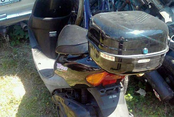 У Бучачі п'яний водій на мотоциклі потрапив у ДТП