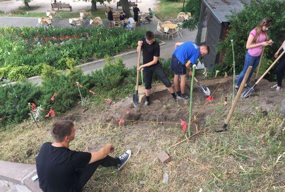 В Тернополі розпочали розкопки: шукають підземну церкву та бастіон