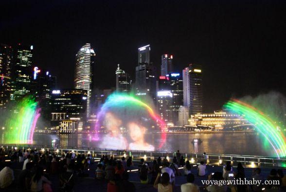 Вздовж набережної Ставу встановлять фонтан як в Сінгапурі