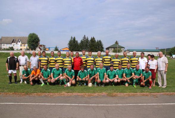 У Заліщиках відбувся футбольний матч пам'яті Петра Дідика
